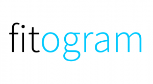 fitogram logo white background