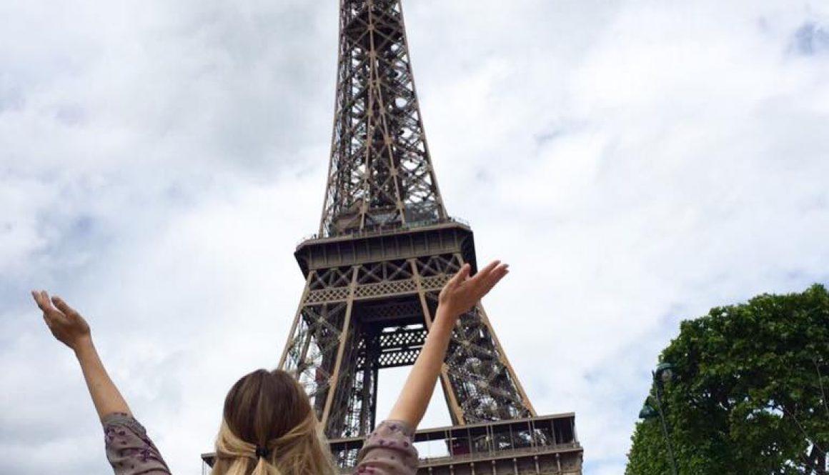 love with Paris