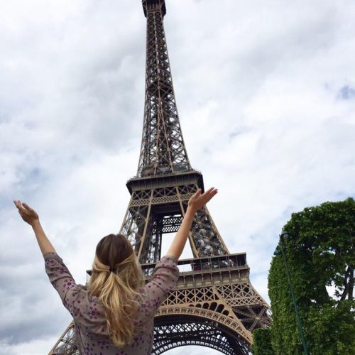love with Paris