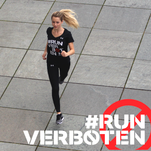 #RUNVERBOTEN EVENT VON UNDER ARMOUR – SEI DABEI!